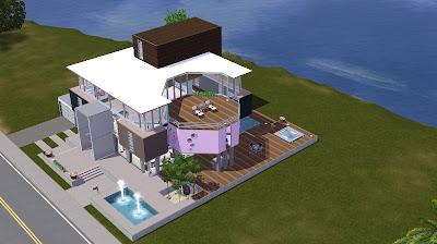 Modern House for Diva 7