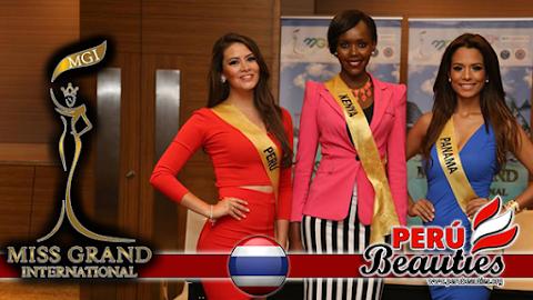 En la recta final - Miss Grand International 2015