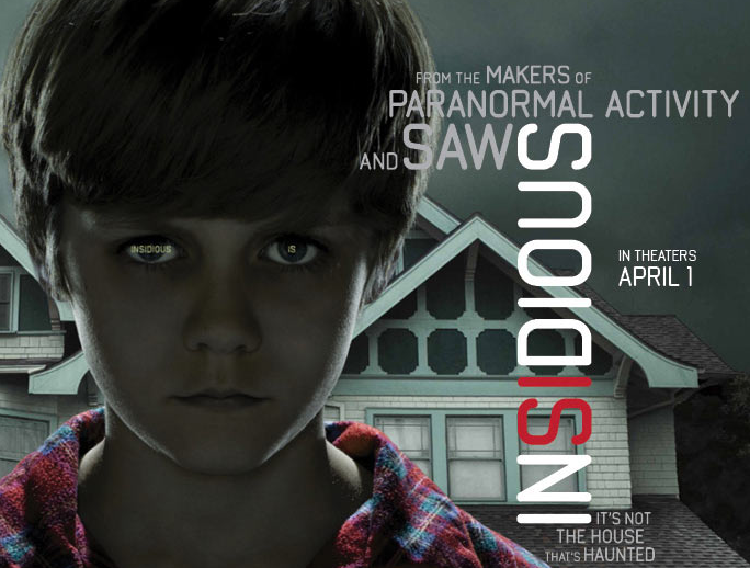 John S A2 Production Portfolio Trailer Analysis Insidious