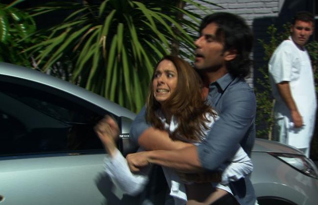 Natacha pasa un momento horrible y Julián queda muy preocupado: nunca ...
