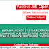 Various Job Openings at ENOC (the Emirates National Oil Company)