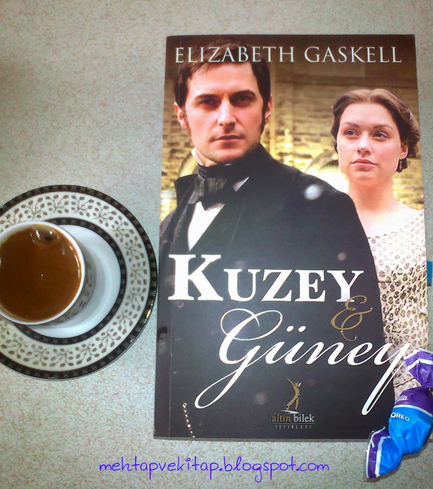 Elizabeth Gaskell Altın Bilek Yayınları