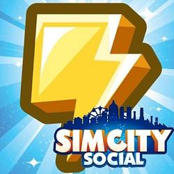 regalos SimCity Social energia