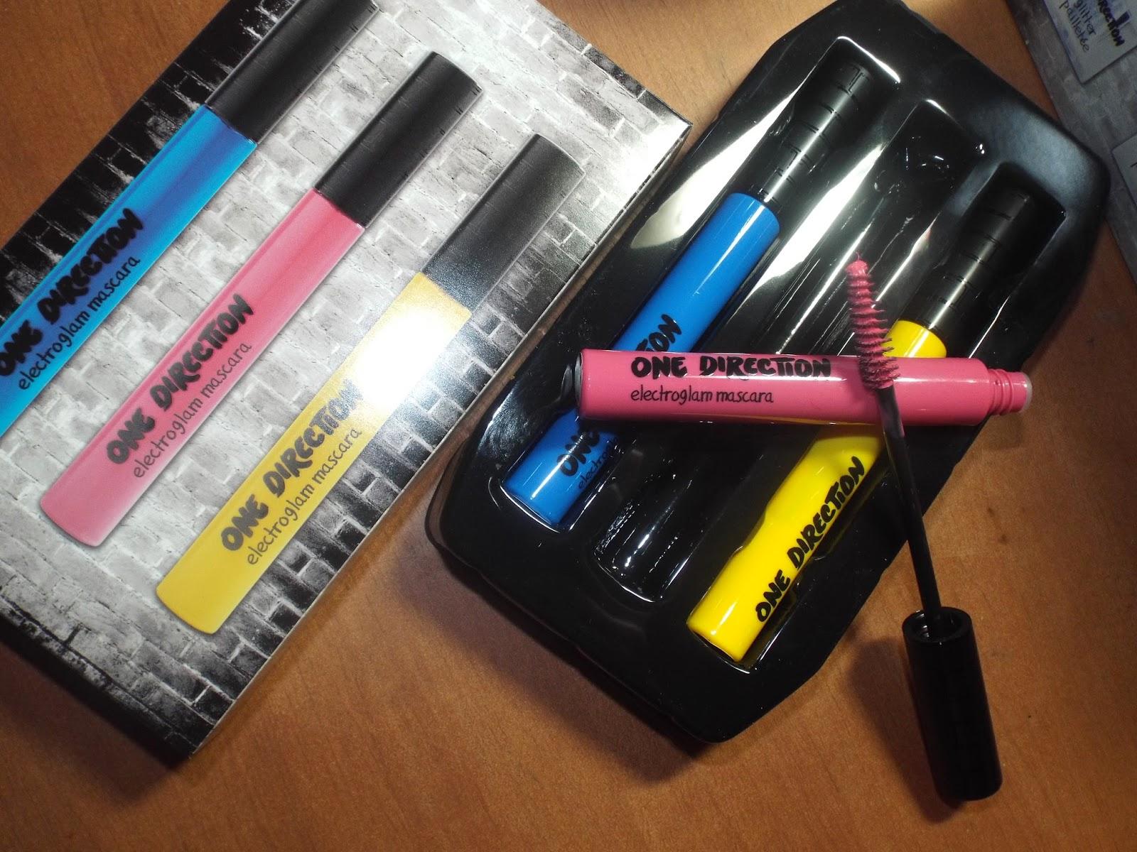 ElectroGlam Mascara: Pink