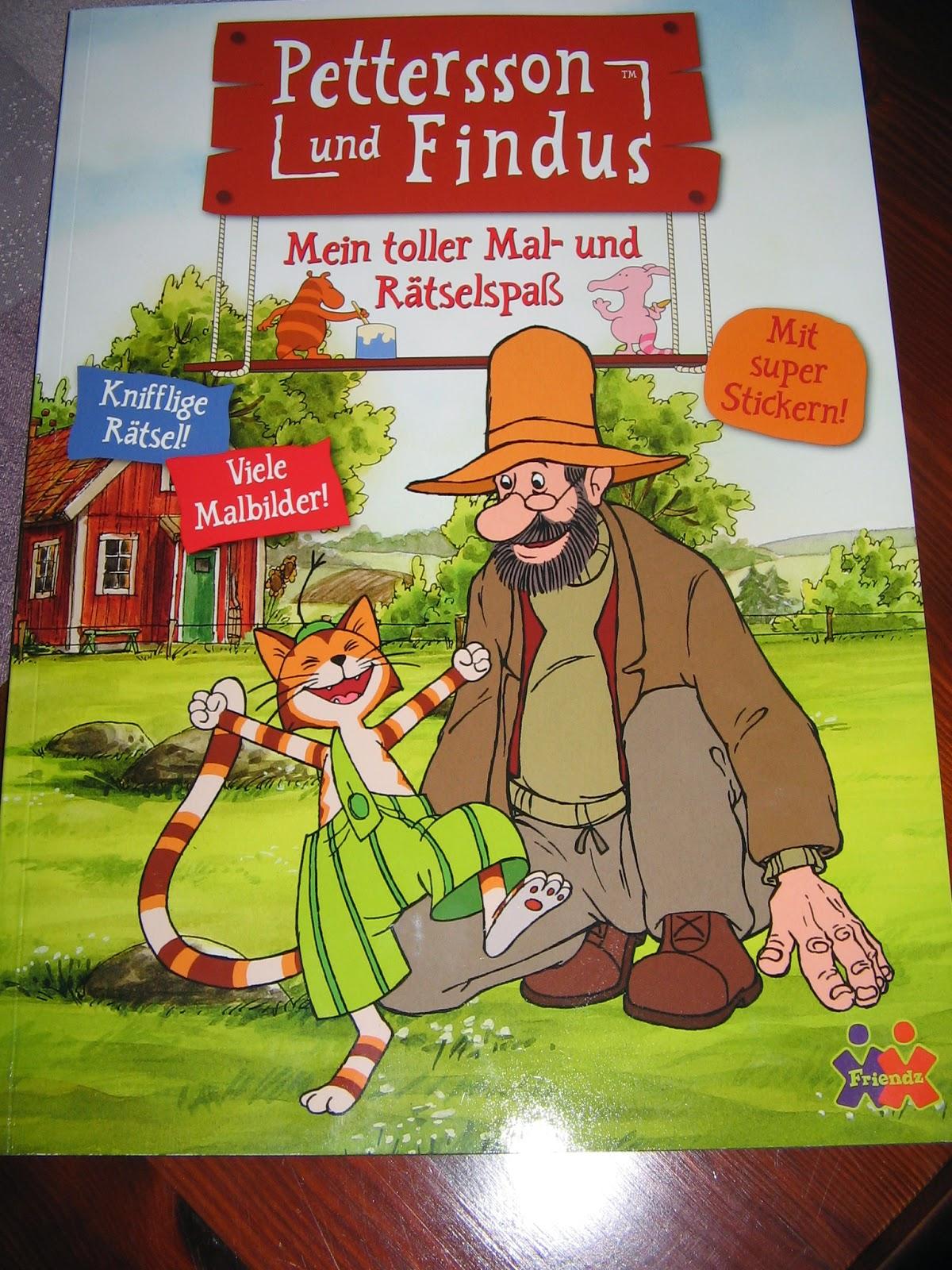 Link-Tipp: Pettersson und Findus Kidsville - Pettersson Und Findus Ausmalbilder Kostenlos