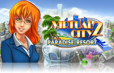 Download Virtual City 2 Paradise Resort v1.0 TE