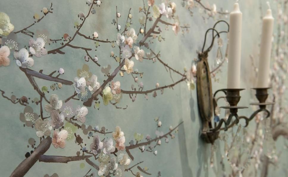 david dangerous handmade wallcoverings by fromental