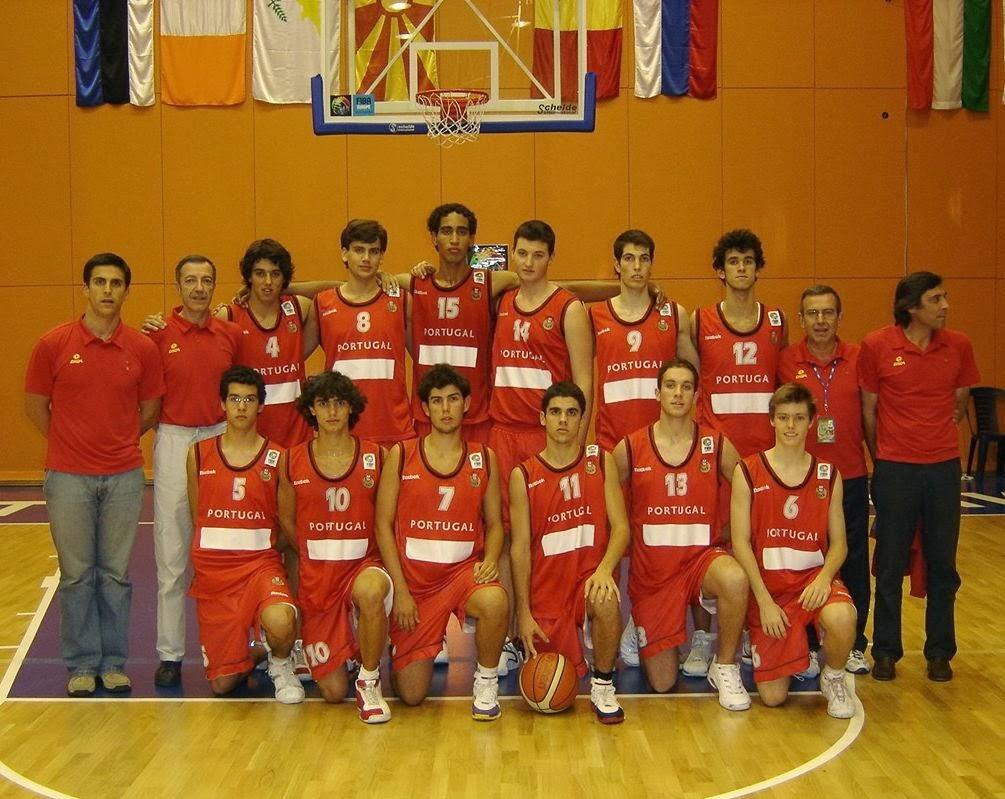 FPB: Seleção Nacional Sub-16 2005