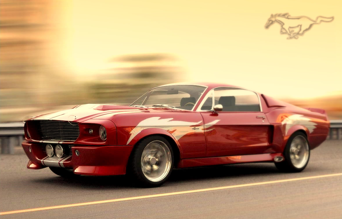 Solo Autos Mustang