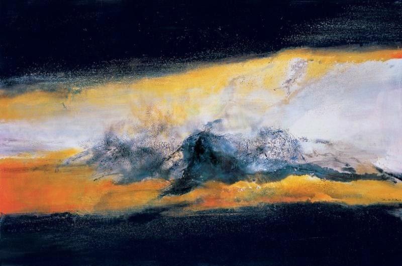 ZAO Wou-ki 18.10.98  1998