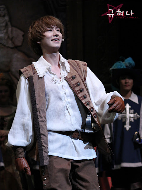 Kyuhyun The Three Musketeer 5