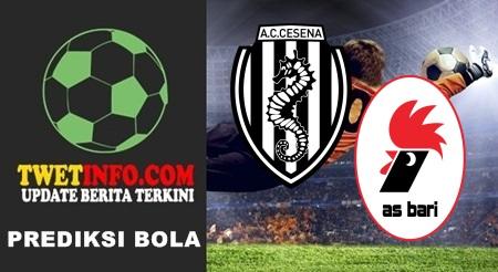 Prediksi Cesena vs Bari 1908