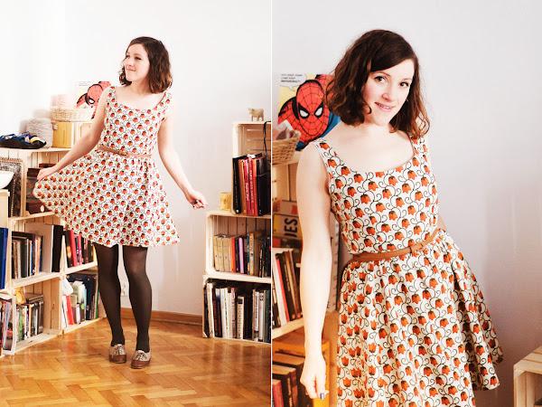 I made a dress #6