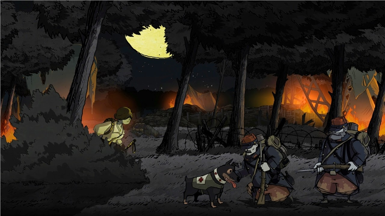 Valiant Hearts The Great War review