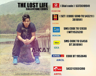 The Lost Life Song By A-Kay Lyrics