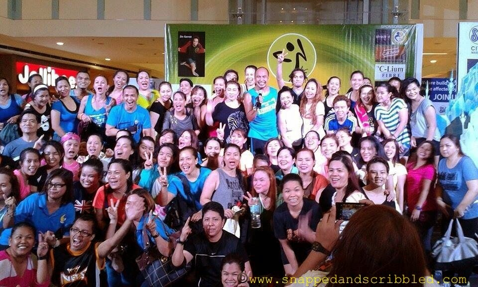 Zumba Fitness Party: Fitness While Having Fun