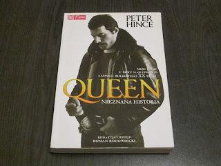 Książka Petera Hince'a