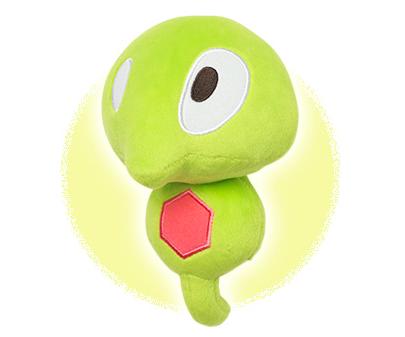 Squishy Pokemon X And Y : Zygarde Core Plush Pokepolitan