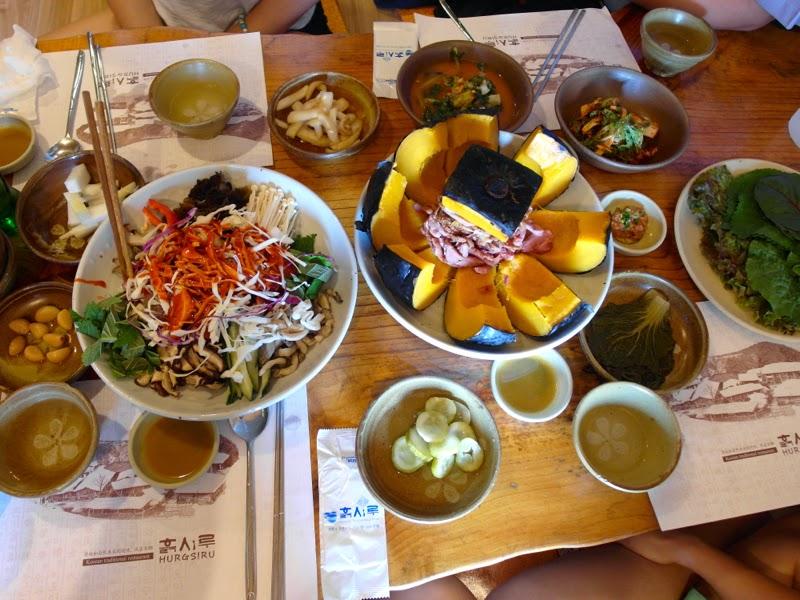 흙시루 Restaurant Busan Korea lunarrive Travel blog Singapore