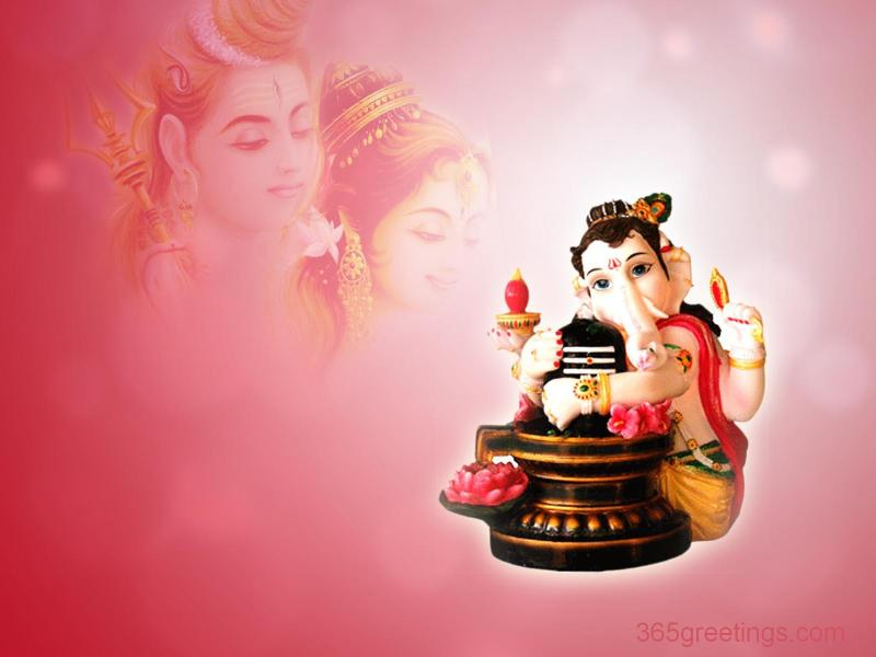 lord ganesha wallpaper computer background - photo #20