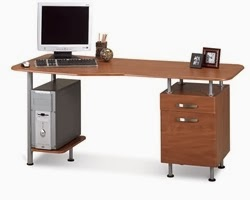 Mayline Eastwinds Home Computer Desk