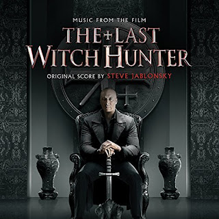 The Last Witch Hunter Soundtrack by Steve Jablonsky