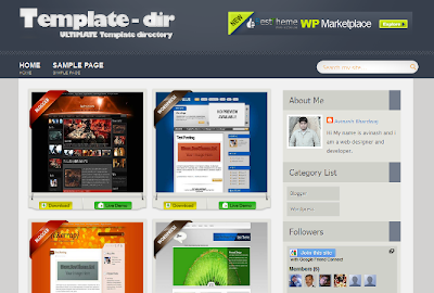 Theme-Top Blogger Template