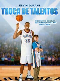 Troca de Talentos - DVDRip Dublado