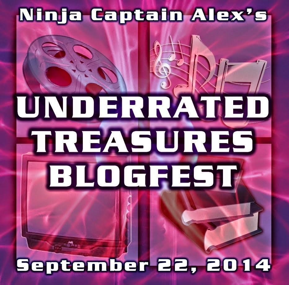 Underrated Treasures Blogfest