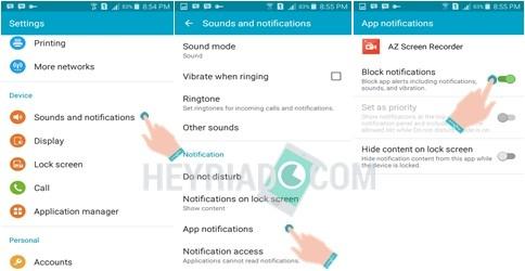 Cara Mengatasi Notifikasi Android Tidak Muncul