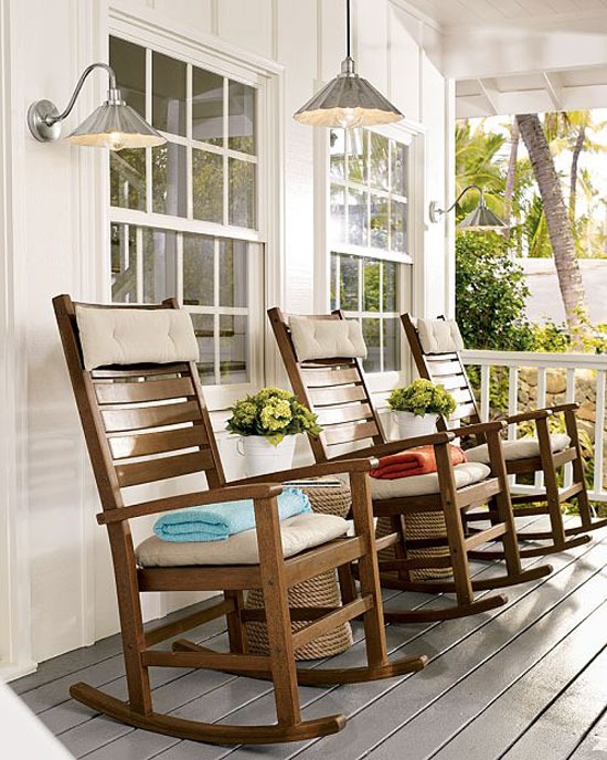 Fabulous Porches Decorating Ideas For Summer 2013 | Furniture ...
