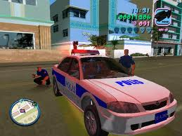 Gta Vice City Polis Oyunu