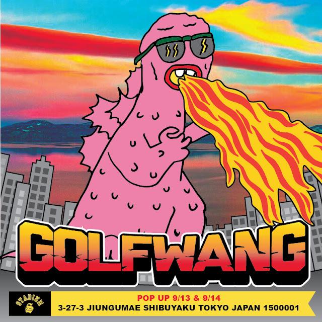 GOLF WANG POP UP SHOP Tyler The Creater(タイラー・ザ・クリエイター)