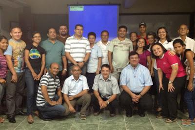 Assessores da CNBB se reúnem em todo país com responsáveis pela evangelização jovem