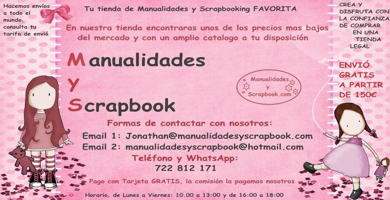 Manualidadesyscrapbook.com