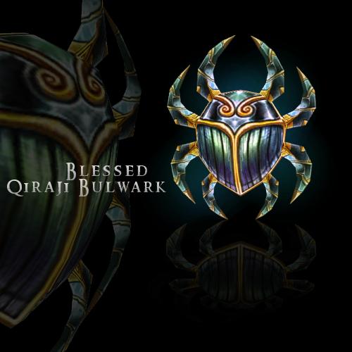 Blessed Qiraji Bulwark