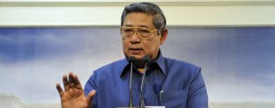 SBY Pidato, Anak-anak Pada Tidur ??