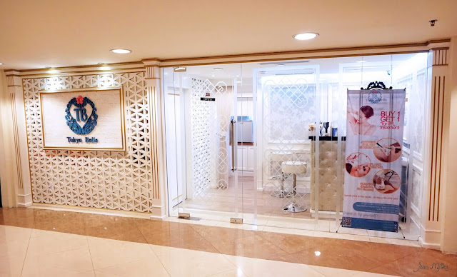 tokyo Belle, salon, eyelash extension, pacific place