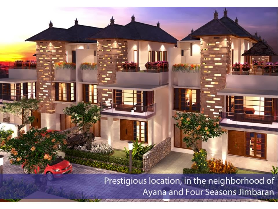Summerfiled Jimbaran; Exclusive Townhouse for Best Living Area