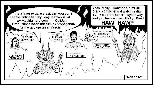 mini-comic pastiche satire