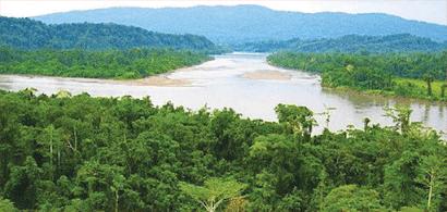 Sungai membramo