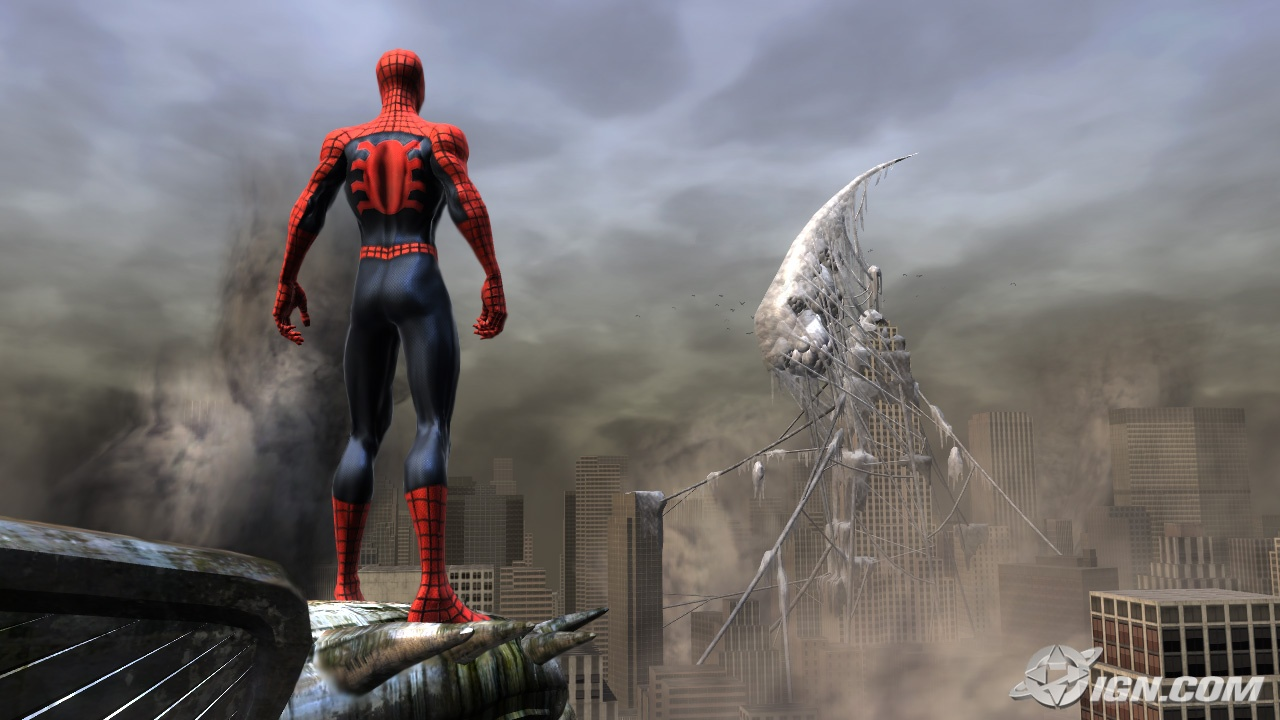 SpiderMan Web of Shadows  XBOX 360 Torrent9