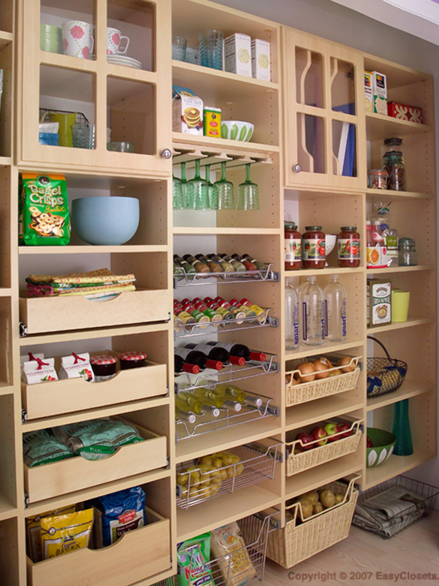 The appealing Inspirational organize kitchen pantry pics