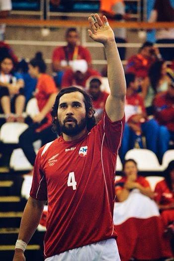 Pablo Baeza (CHI), fuera del Panamericano 2014 por lesión | Mundo Handball