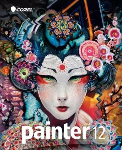 Corel Painter v12.2 WIN MAC 1 Link 2012