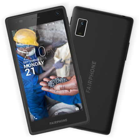 Le smartphone éco-responsable Fairphone 2