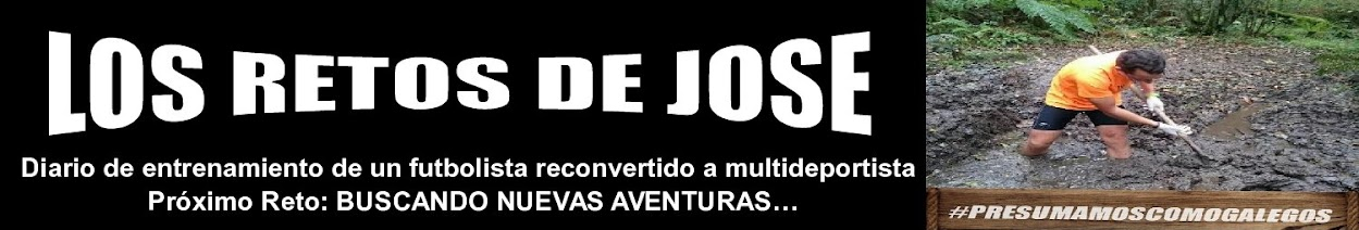 LOS RETOS DE JOSE