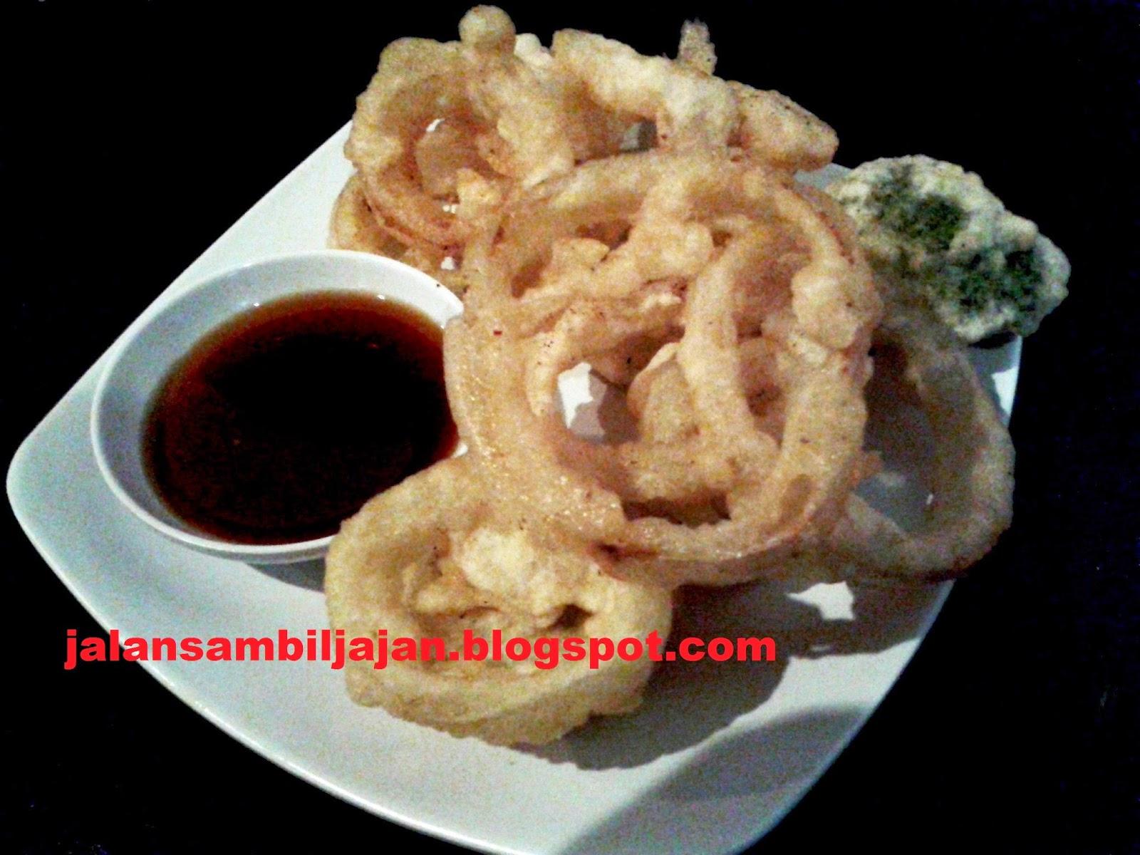 Onion Rings Saboten Shokudo