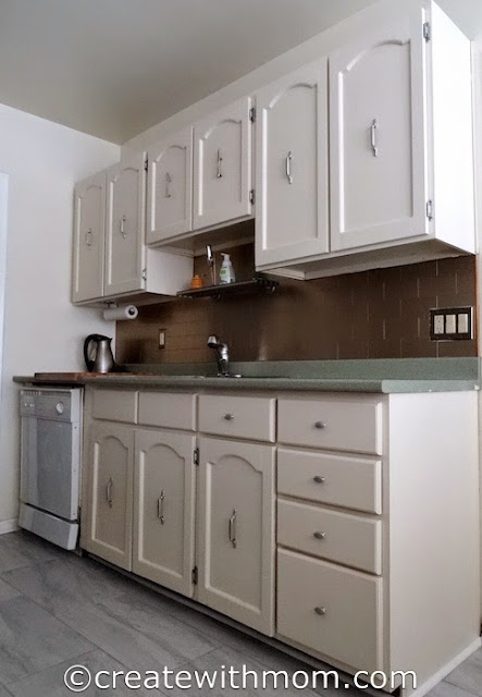rustoleum cabinet transformation kitchen renovation