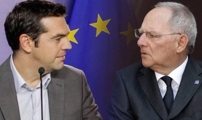 Schäuble versus Tsipras